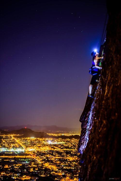Rock Climber City