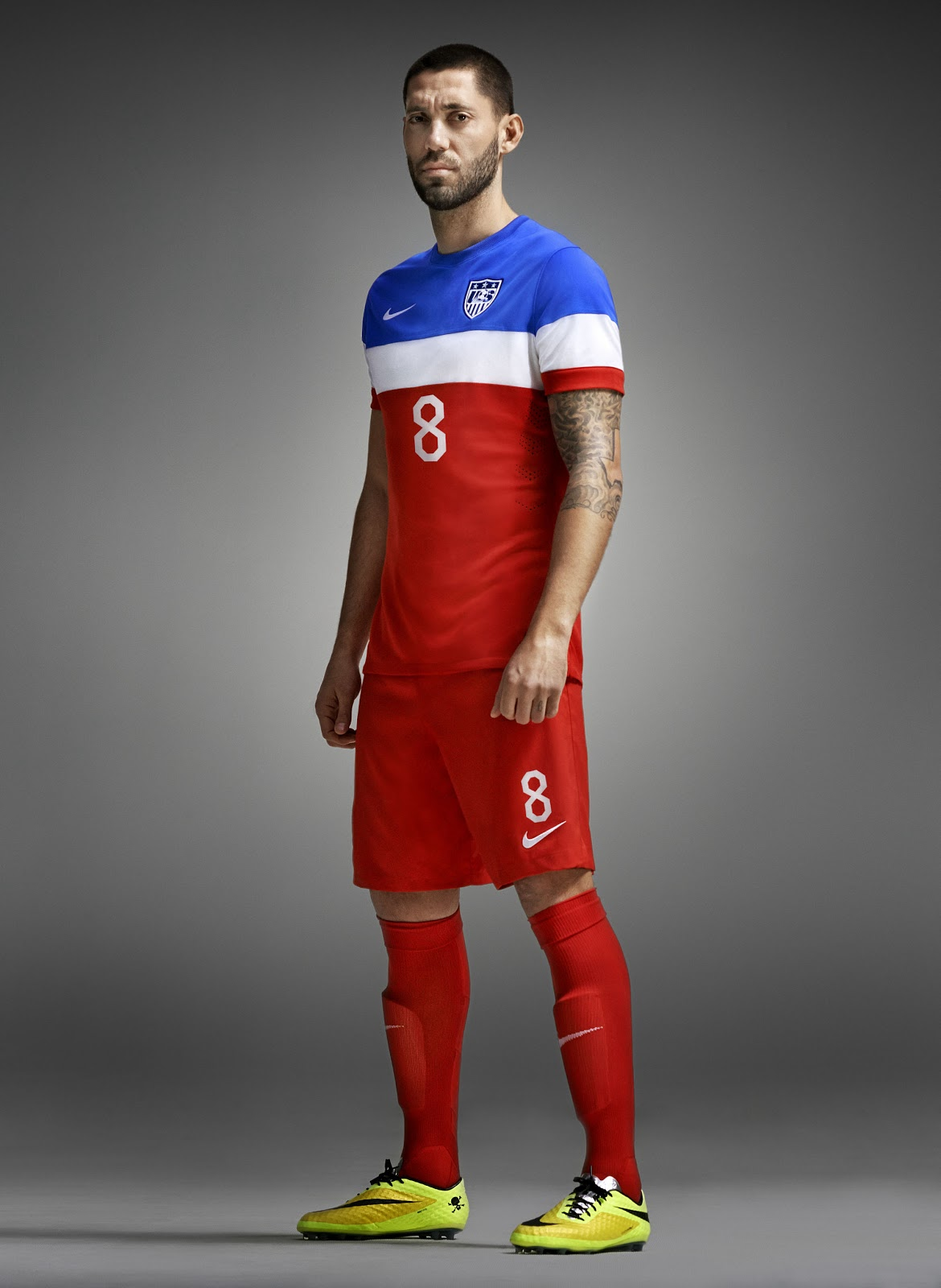 USA Away Kit (Dempsey)